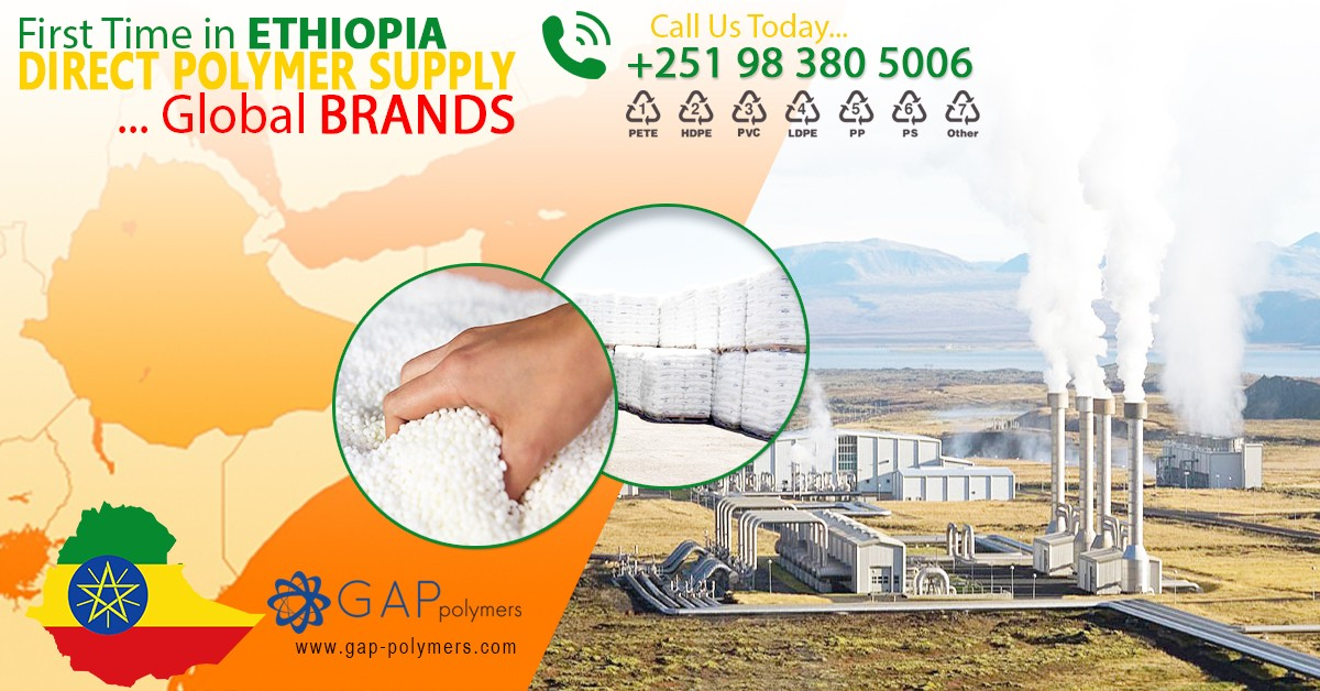 First Time in Ethiopia Direct Polymer Supply